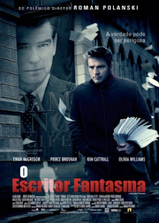 Download - O Escritor Fantasma DVDRip  AVI Dual Áudio + RMVB Dublado