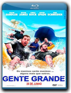 Download - Gente Grande BluRay 720p Dual Audio