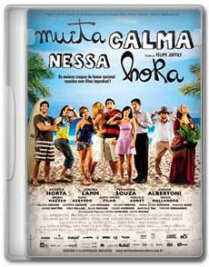 Muita Calma Nessa Hora – DVDScr Nacional