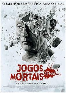 Download Jogos Mortais O Final DVDRip Dual Audio e RMVB