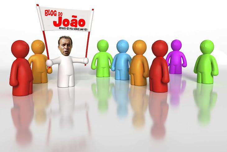 JOÃO PROTESTE JÁ
