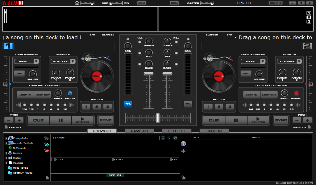 Atomix virtual dj professional v7.0.5