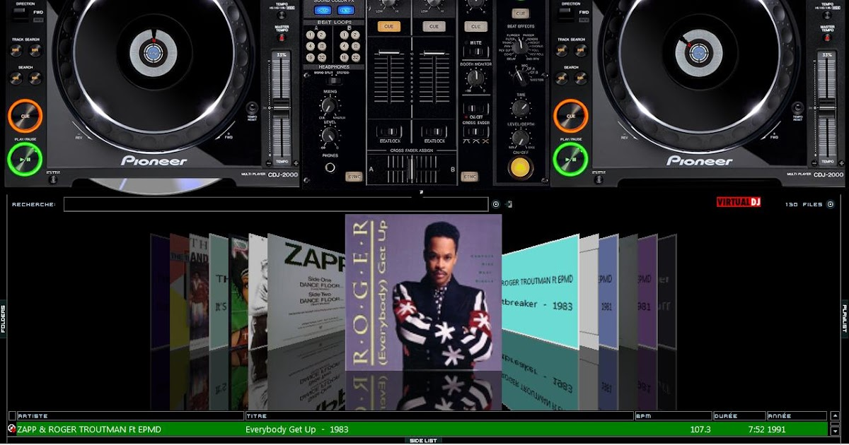 Virtual DJ Pro 7 + Crack MEDIAFIRE - YouTube