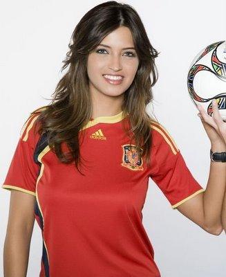 Hottest women Sara+Carbonero