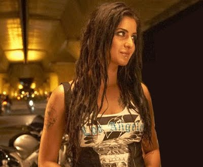Katrina Kaif Blue Picture