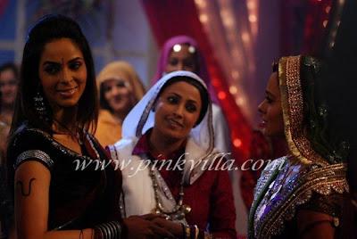 Mallika Sherawat in 'Laado'