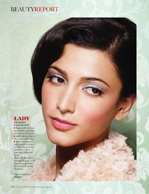 Shruti Haasan, Magazine Scan