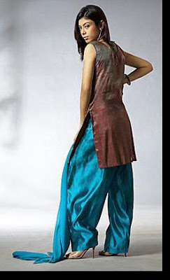 Silk Salwar Suits Online