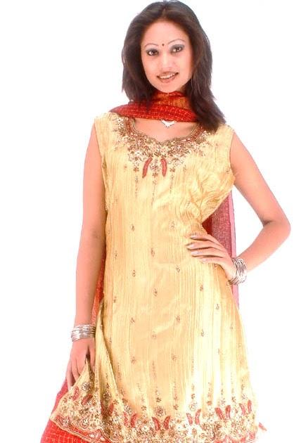 Wedding Salwar Kameez - Eid Punjabi Salwar Kameez ~ Ladies Fashion Style