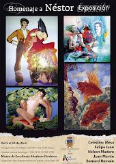 Exposición en Tejeda (Gran Canaria)