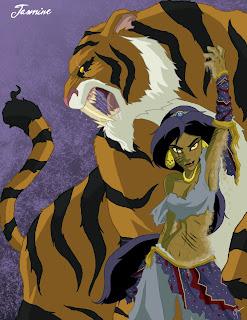 Jasmine terror, twisted Jasmine