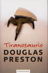 Tiranosaurio, Douglas, Portada, Círculo