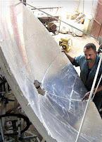 Seyoum Goitom's Solar Cooker