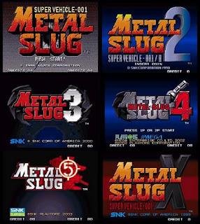Metal Slug 3 Para Xo