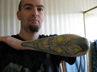 my Freand Tattoo:soul of tattoo