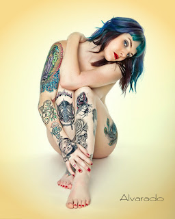 girly tattoos