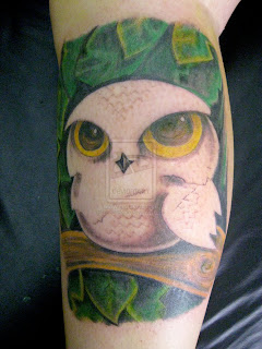 Owl Tattoo Designs- get them done provided that you know all shades of their meaning.44