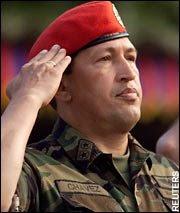 Homenagem ao Comandante Chavez