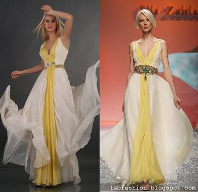 Lebanese fashion ready to wear vs haute couture for Couture vs haute couture