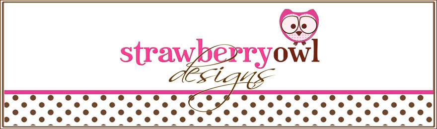 Strawberry Owl Designs