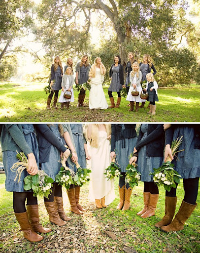 wedding boots blog
