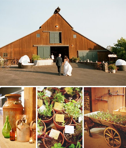 Atwood Ranch Barn Wedding by Shelly Kroeger