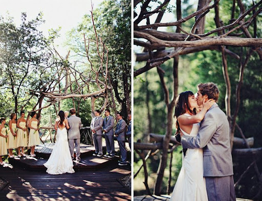 hidden creek lodge lake arrowhead wedding