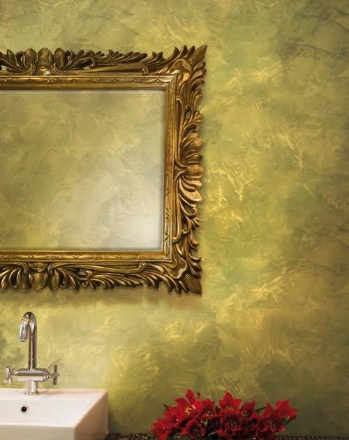 Pitture decorazioni aureum oikos for Pittura brillantinata oikos