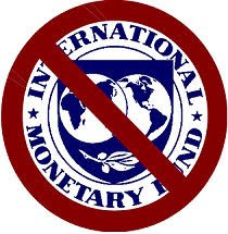 Get IMF out of Greece!