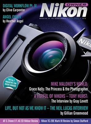 Photography Magazine - Nikon Owner Magazine issue XXXIII