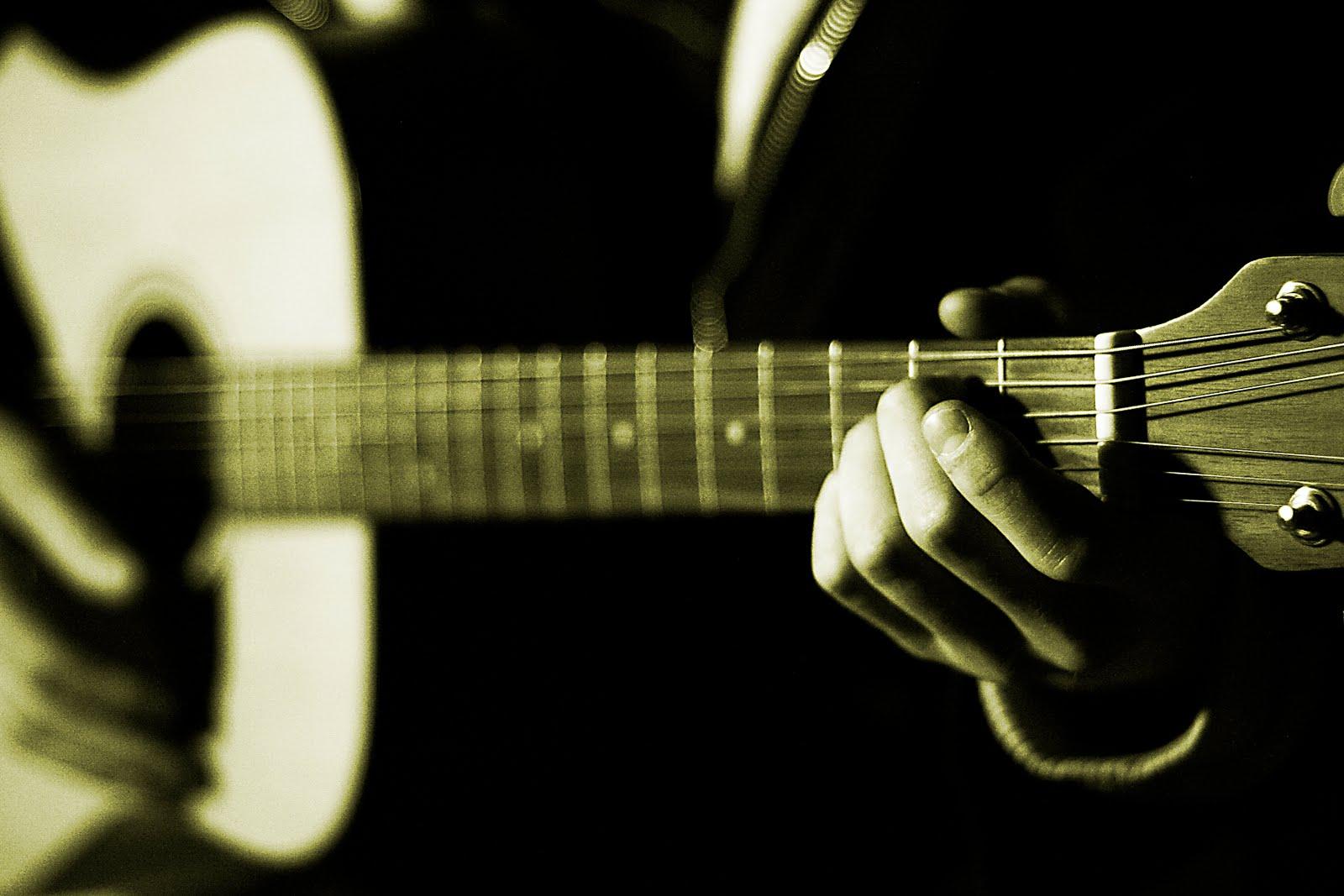 The time I burned my guitar it was like a sacrifice. You sacrifice the things you love. I love my g