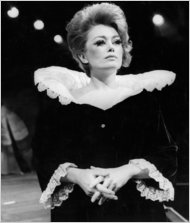 Rue McClanahan on another world