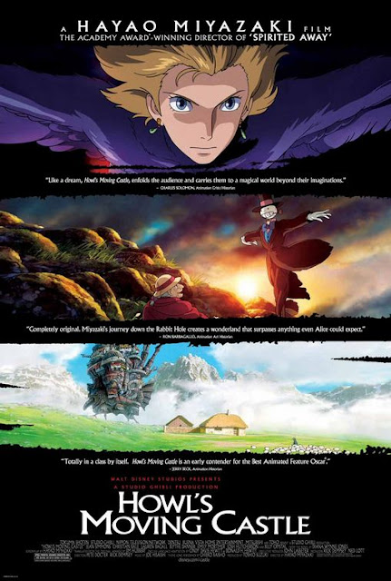howls moving castle Filmography (old layout)