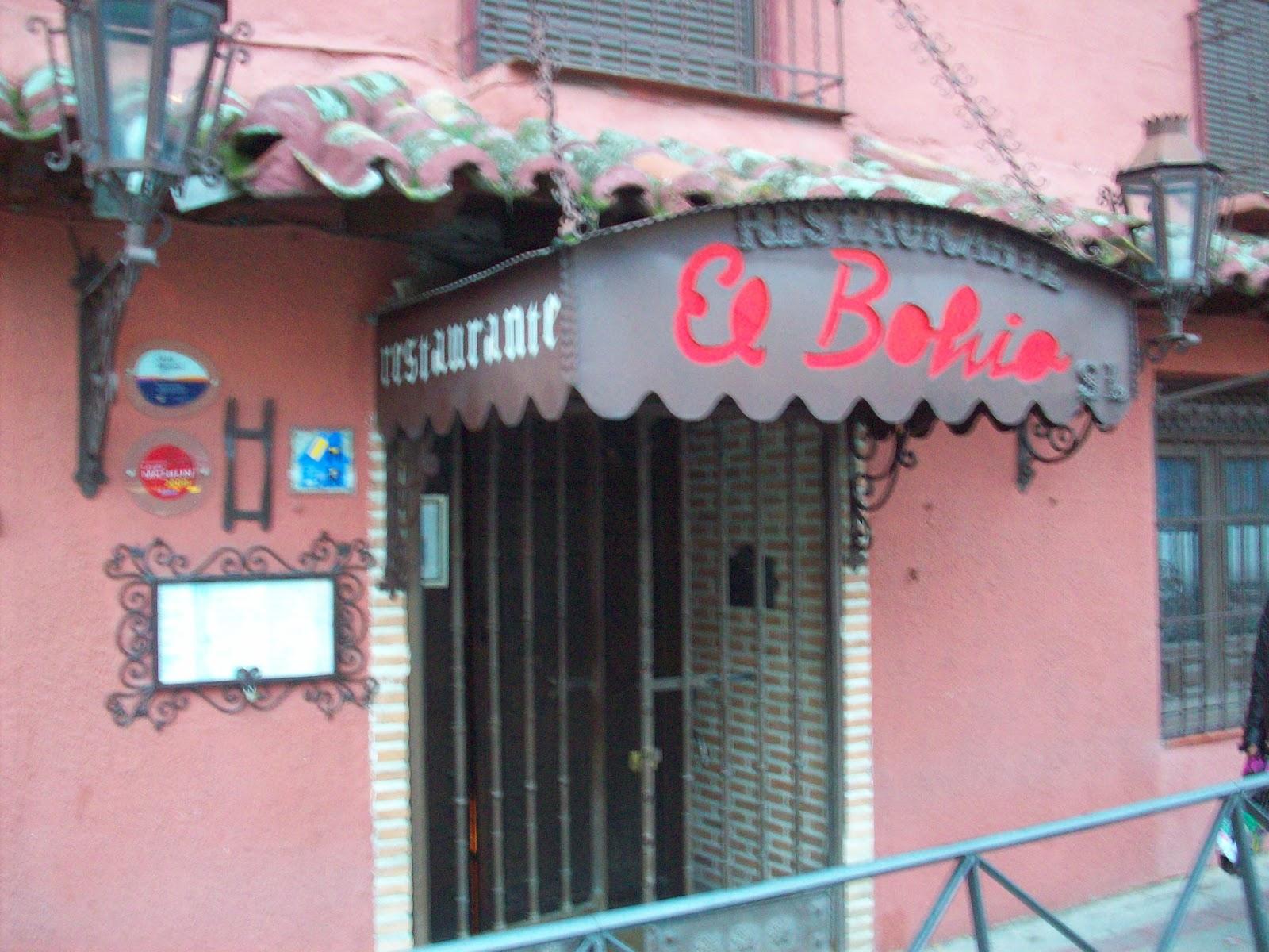 Cocina creativa restaurante el bohio illescas toledo - Restaurantes en illescas toledo ...