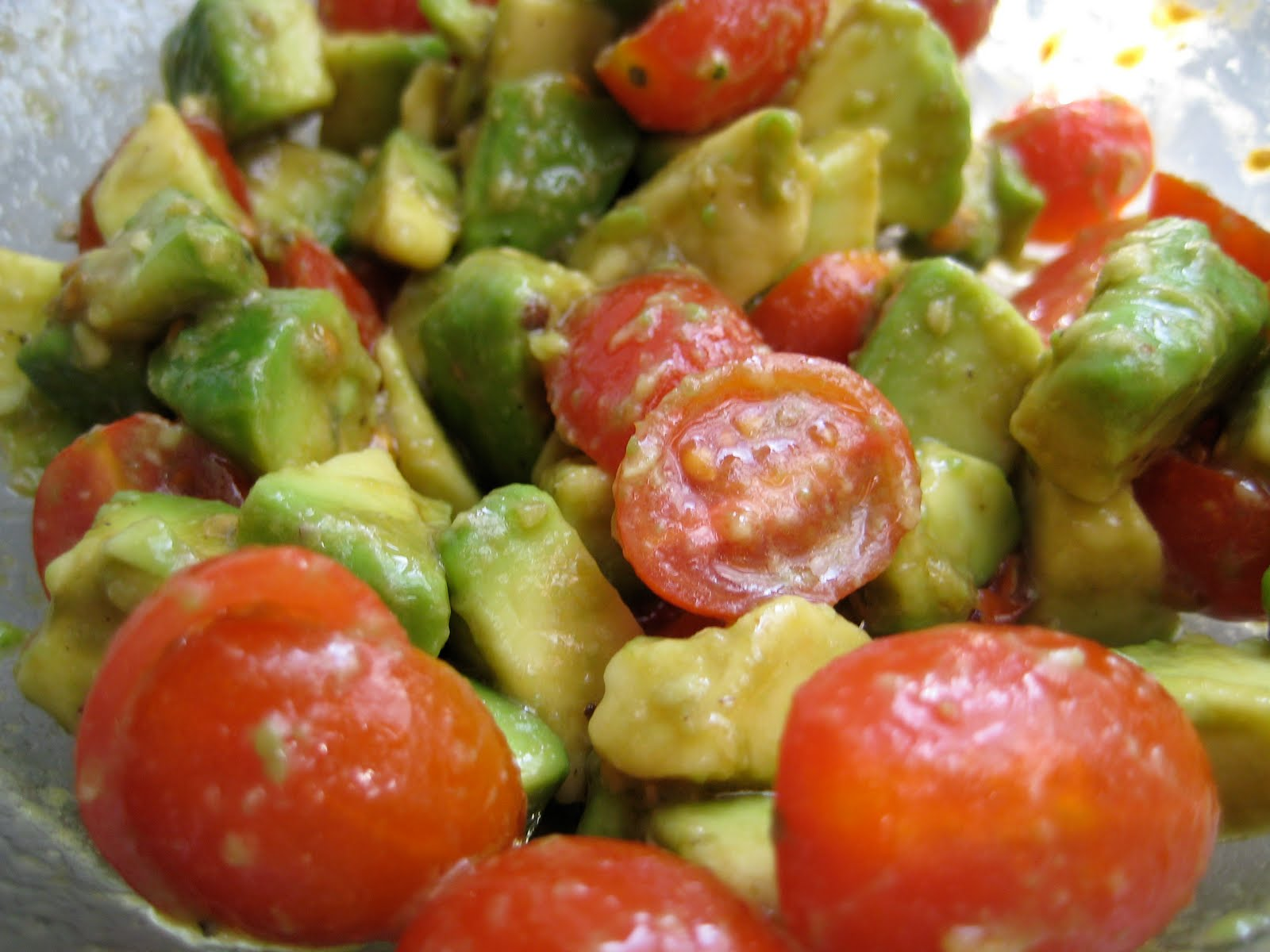 Avocado And Tomato Salad Recipes — Dishmaps