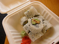 Mock California Roll