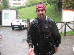 Al termine della Tartufo Trail 2010