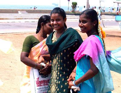 Pondicherry girls photos