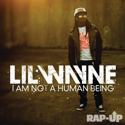 Imagen de la portada del disco I Am Not A Human Being