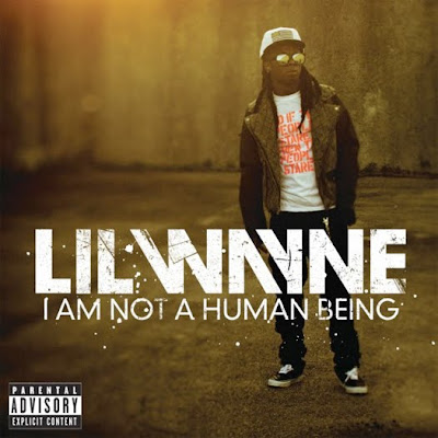 Imagen de la portada del disco I Am Not A Human Being