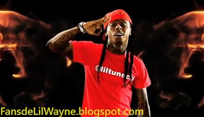 Imagen de Lil Wayne del video Veterans Day