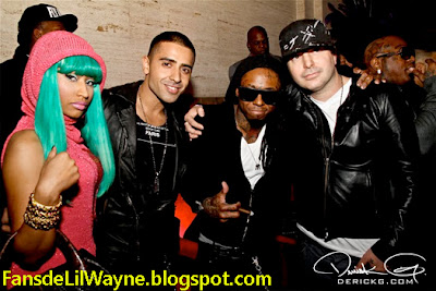 Imagen de Nicki MInaj, Jay Sean, Lil Wayne, Kevin Rudolf y Birdman