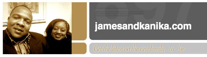 JamesandKanika.com