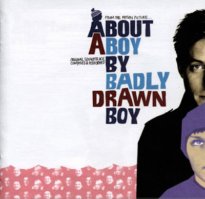"""This track is Badly Drawn Boy's song """"About A Boy"""" from the soundtrack to"""