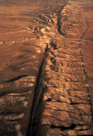 San andreas Fault