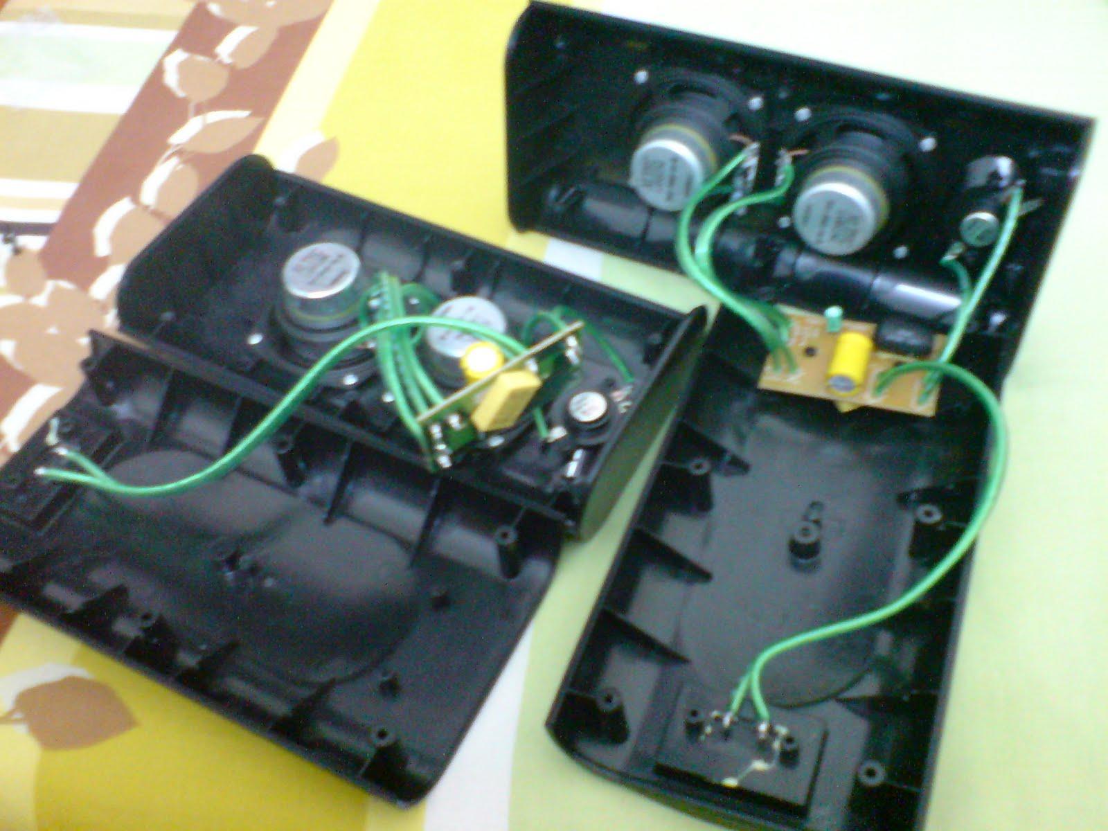 Vc U0026 39 S Junk  Altec Lansing Mx5021 Modification  Part 1