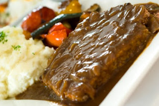 Salisbury Steaks Recipe