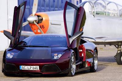 Xl Cars Lamborghini Lp 640 Jb R