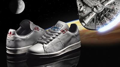 Adidas Stan Smith - Millenium Falcon