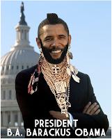 President Barackus